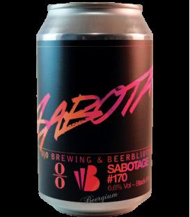 Beerbliotek / O/O Sabotage CANS 33cl
