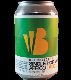 Beerbliotek Single Hop Mosaic Apricot CANS 33cl