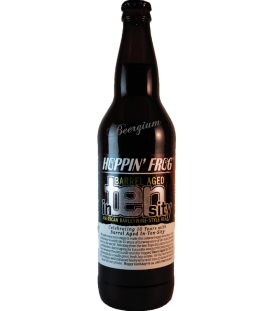 Hoppin' Frog Barrel Aged In-Ten-Sity 65cl