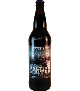 Hoppin' Frog Old School Baltic Porter 65cl