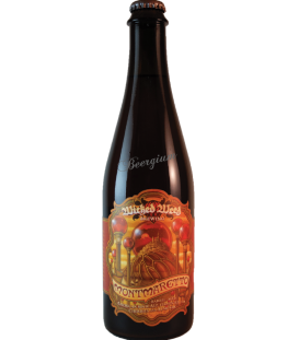 Wicked Weed Montmaretto (Canvas Series) 50cl