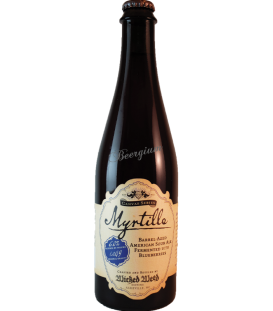 Wicked Weed Myrtille Blueberry Sour 50cl