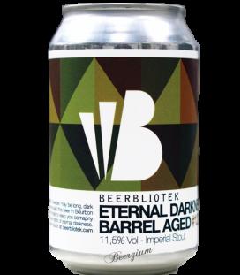 Beerbliotek Eternal Darkness Bourbon BA CANS 33cl
