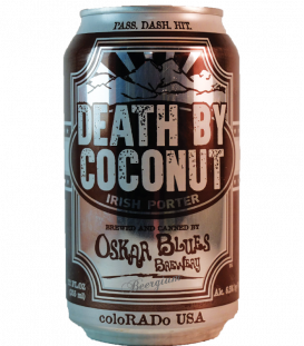Oskar Blues / Shamrock Death By Coconut 35cl