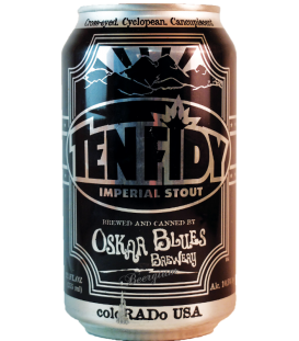 Oskar Blues Ten FIDY CANS 35cl