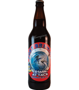 Port Brewing Shark Attack Double Red Ale 65cl