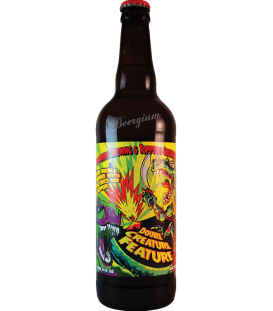 Pipeworks / Toppling Goliath Double Creature Feature 65cl