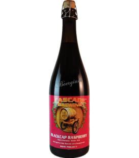 Cascade Blackcap Raspberry 2016 75cl