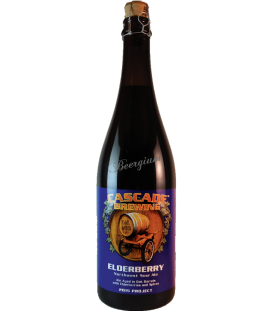Cascade Elderberry 2015 75cl