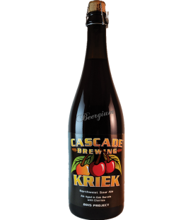 Cascade Kriek Ale 2015 75cl