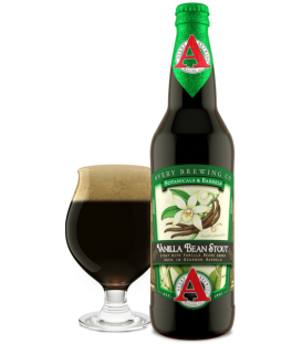 Avery Vanilla Bean Stout - Bourbon Barrel 65cl