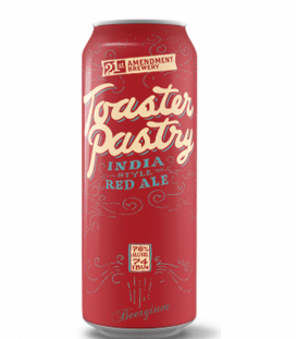 21st Amendment Toaster Pastry CANS 47cl