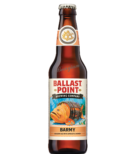 Ballast Point Barmy Apricot Ale 35cl