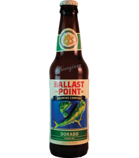 Ballast Point Dorado Double IPA 35cl