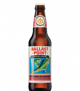 Ballast Point Dorado Double IPA - Watermelon 35cl