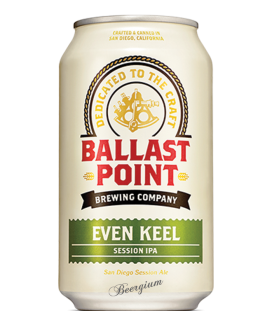 Ballast Point Even Keel CANS 35cl