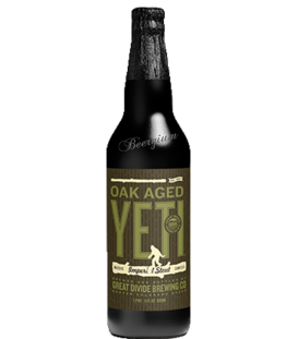 Great Divide Yeti Imperial Stout - Oak Aged 65cl