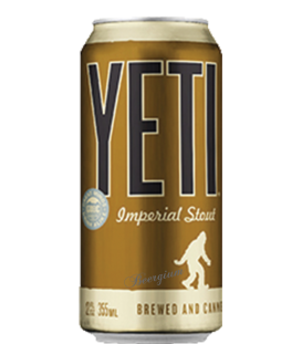 Great Divide Yeti Imperial Stout CANS 35cl