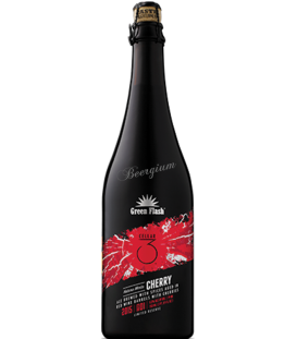 Green Flash Natura Morta - Cherry 75cl
