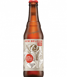 New Belgium / De Koninck Lips Of Faith Flowering Citrus Ale 35cl