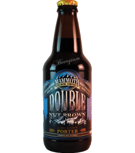 Mammoth Double Nut Brown 35cl