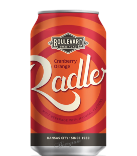Boulevard Cranberry Orange Radler CANS 35cl