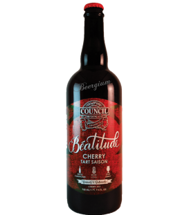 Council Béatitude: Cherry Tart Saison 75cl