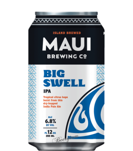 Maui Brewing Big Swell IPA CANS 35cl