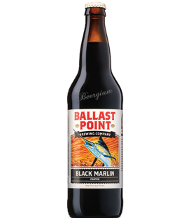 Ballast Point Black Marlin Porter 65cl