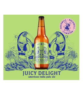 Rockmill Juicy Delight 50cl