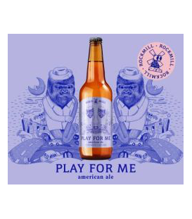 Rockmill Play For Me 50cl