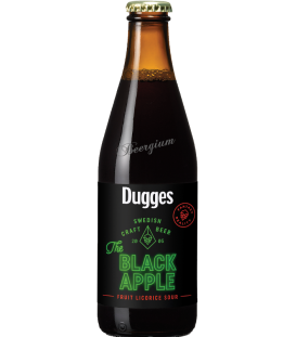 Dugges Black Apple 33cl