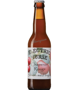Electric Nurse Chaperon Rouge 33cl