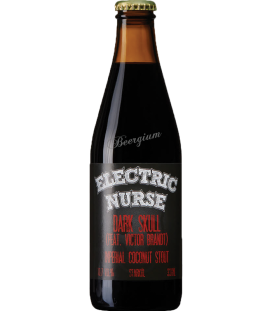 Electric Nurse Dark Skull 33cl