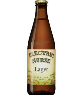 Electric Nurse Lager 33cl - BBF 13-10-2017