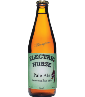 Electric Nurse Pale Ale 33cl