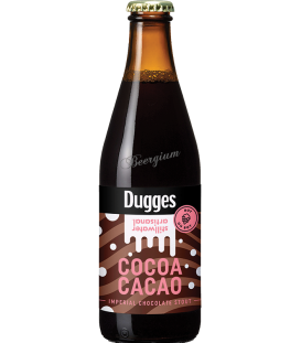 Dugges / Stillwater Cocoa Cacao 33cl