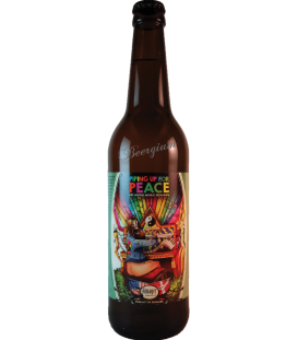 Amager / Pipeworks Piping Up For Peace 50cl