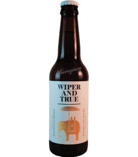 Wiper and True Returning Ernest IPA 33cl