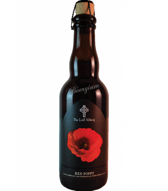 Lost Abbey Red Poppy Ale 37cl