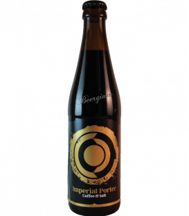 "Rockmill / Bytów Imperial Porter ""O"" Coffee & Salt 33cl"