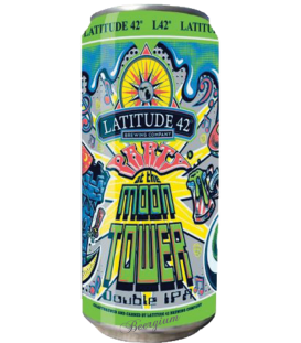 Latitude 42 Party at the Moon Tower CANS 47cl