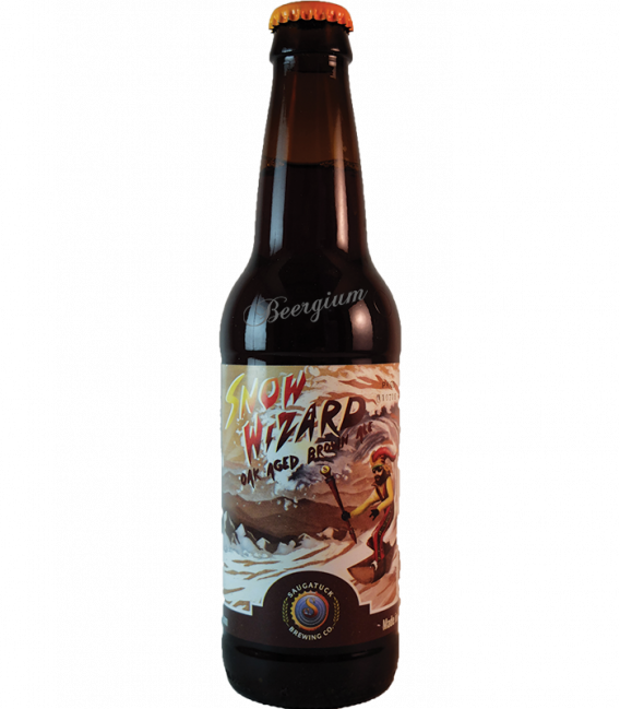 Saugatuck Snow Wizard 35cl