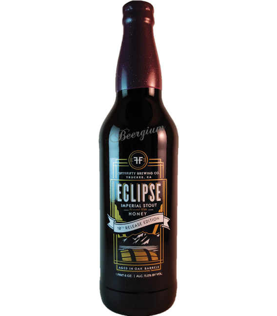 Fifty Fifty Eclipse 2016 Old Forester 65cl