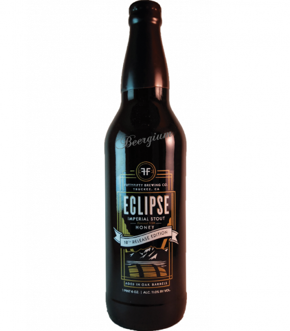 Fifty Fifty Eclipse 2016 Evan Williams 65cl