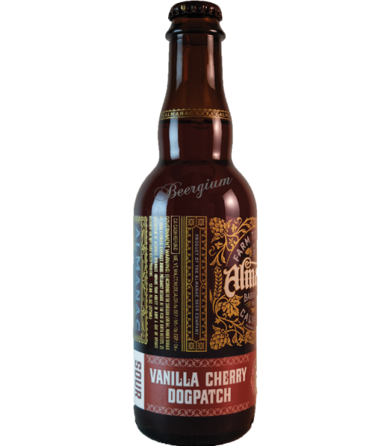 Almanac Vanilla Cherry Dogpatch 37cl