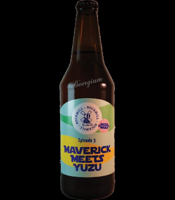 Rockmill Episode 3: Maverick Meets Yuzu 50cl