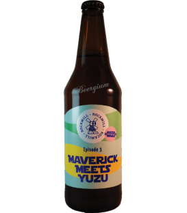 Rockmill Episode 3: Maverick Meets Yuzu 50cl