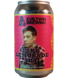 Evil Twin / Omnipollo Pink Lemonade IPA CANS 35cl
