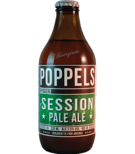 Poppels Session Pale Ale 33cl